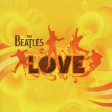 The Beatles: Love, 1 CD und 1 DVD-Audio
