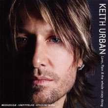 Keith Urban: Love, Pain & The Whole Crazy Thing, CD