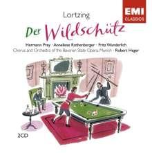 Albert Lortzing (1801-1851): Der Wildschütz, 2 CDs
