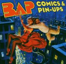 BAP: Comics & Pin-Ups (2 CD), 2 CDs