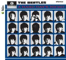 The Beatles: A Hard Day's Night (Stereo Remaster) (Limited-Deluxe-Edition), CD