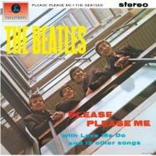 The Beatles: Please Please Me (remastered) (180g), LP