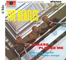 The Beatles: Please, Please Me (Stereo Remaster) (Limited Deluxe Edition), CD