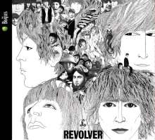 The Beatles: Revolver (Stereo Remaster) (Limited-Deluxe-Edition), CD