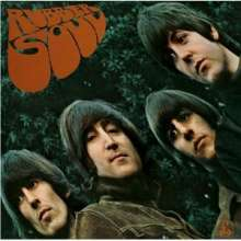 The Beatles: Rubber Soul (remastered) (180g), LP