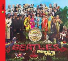 The Beatles: Sgt. Pepper's Lonely Hearts Club Band (Stereo Remaster) (Limited-Edition), CD