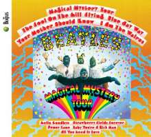 The Beatles: Magical Mystery Tour (Stereo Remaster) (Limited-Deluxe-Edition), CD