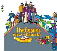 The Beatles: Yellow Submarine (Stereo Remaster) (Limited-Deluxe-Edition), CD