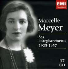 Marcelle Meyer - Aufnahmen 1925-1957, 17 CDs