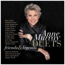 Anne Murray: Duets: Friends & Legends, CD