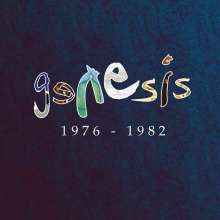 Genesis: Box Set 1976 - 1982 (6 SACDs + 6 DVDs), SACD