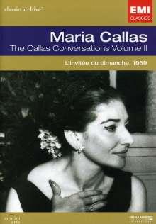 Maria Callas - The Callas Conversations II, DVD