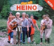 Heino: Sing mit Heino Nr. 1 - 4, 4 CDs