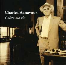 Charles Aznavour (1924-2018): Colore Ma Vie, CD