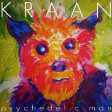 Kraan: Psychedelic Man, CD