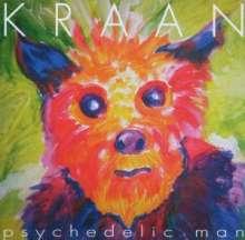 Kraan: Psychedelic Man (Special Edition CD + DVD), CD