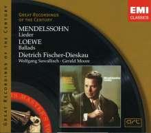 Felix Mendelssohn Bartholdy (1809-1847): 40 Lieder, 2 CDs