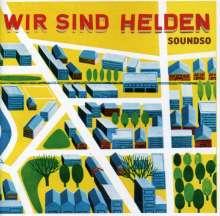 Wir sind Helden: Soundso, CD