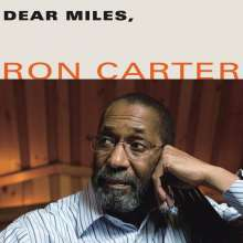 Ron Carter (geb. 1937): Dear Miles, CD
