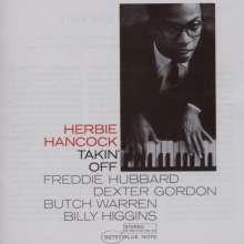 Herbie Hancock (geb. 1940): Takin' Off (Rudy Van Gelder Remasters), CD