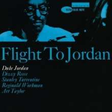 Duke Jordan (1922-2006): Flight To Jordan (Rudy Van Gelder Remasters), CD