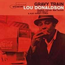 Lou Donaldson (geb. 1926): Gravy Train (Rudy Van Gelder Remasters), CD