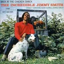 Jimmy Smith (Organ) (1928-2005): Back At The Chicken Shack (Rudy Van Gelder Remasters), CD