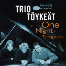 Trio Töykeät: One Night In Tampere - Live 19.11.2005 In Finland, CD