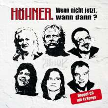 Höhner: Wenn nicht jetzt, wann dann ?, 2 CDs