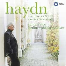 Joseph Haydn (1732-1809): Symphonien Nr.88-92, 2 CDs