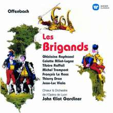 Jacques Offenbach (1819-1880): Les Brigands, 2 CDs