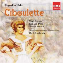 Reynaldo Hahn (1875-1947): Ciboulette, 2 CDs