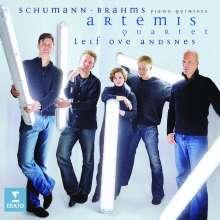 Artemis Quartett & Leif Ove Andsnes - Klavierquintette, CD
