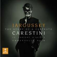 Philippe Jaroussky - Carestini (The Story of a Castrato), CD