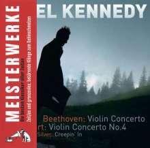 Nigel Kennedy spielt Violinkonzerte, CD