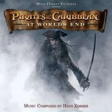 Hans Zimmer (geb. 1957): Filmmusik: Pirates Of The Caribbea, CD