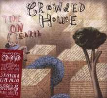 Crowded House: Time On Earth (CD + DVD), 1 CD und 1 DVD