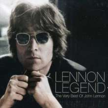 John Lennon (1940-1980): Lennon Legend: Very Best Of (Ltd. Special Edition CD + DVD), CD