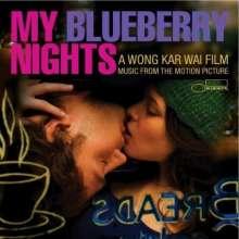 Filmmusik: My Blueberry Nights, CD