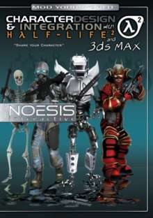 Character Design & Integration With Half Life: Character Design & Integration With Half Life, DVD