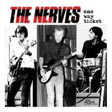The Nerves: One Way Ticket, LP