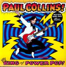 Paul Collins (The Beat): King Of Power Pop, LP
