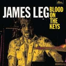 James Leg: Blood On The Keys, CD