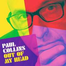 Paul Collins (The Beat): Out Of My Head, LP