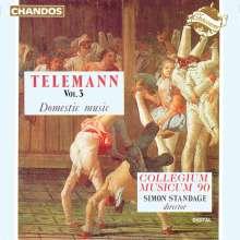 "Georg Philipp Telemann (1681-1767): Kantate ""Das mäßige Glück"", CD"