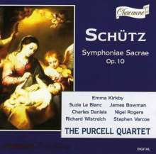 Heinrich Schütz (1585-1672): Symphoniae sacrae II SWV 341-367, 2 CDs