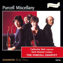 Henry Purcell (1659-1695): Purcell Miscellany, CD