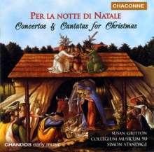Per la Notte di Natale, CD