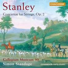 John Stanley (1713-1786): Konzerte op.2 Nr.1-6, CD