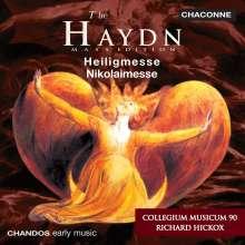 "Joseph Haydn (1732-1809): Messen Nr.6 & 10 (""Nikolai-Messe"" & ""Heilig-Messe""), CD"